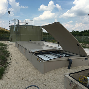 Photo of community AdvanTex Wastewater System in New Braunfels, Texas, USA