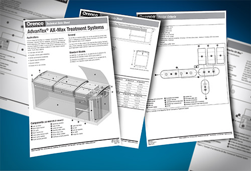 Design Aid Package Orenco Pump Select