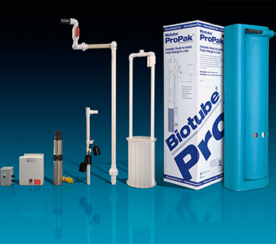 Photo of wastewater pumping products