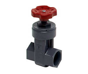 Photo of high-pressure gate valves