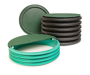 Photo of DuraFiber™ Access Lids