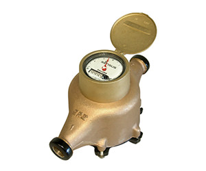 Photo of flow meter