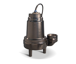 Photo of submersible sewage pump