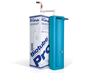 Photo of Orenco Biotube Pump Package