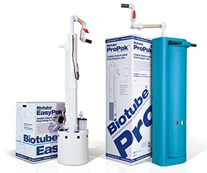 Photo of Orenco Biotube ProPak and EasyPak pump packages & pump vault