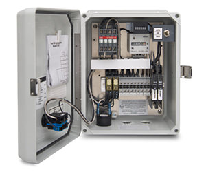 control panels for wastewater systems orenco systems rh orenco com Control Panel Wiring Residential Control Panel Wiring Standards