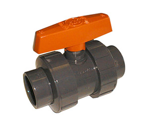 Photo of true union ball valve