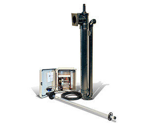 Photo of UV disinfection unit