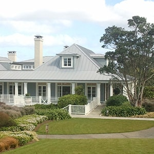 Photo of Kauri Cliffs, a luxury Relais & Chateau resort in New Zealand